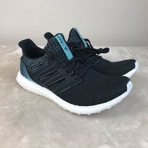 adidas X Parley Ultra Boost 4.0 Core Black White